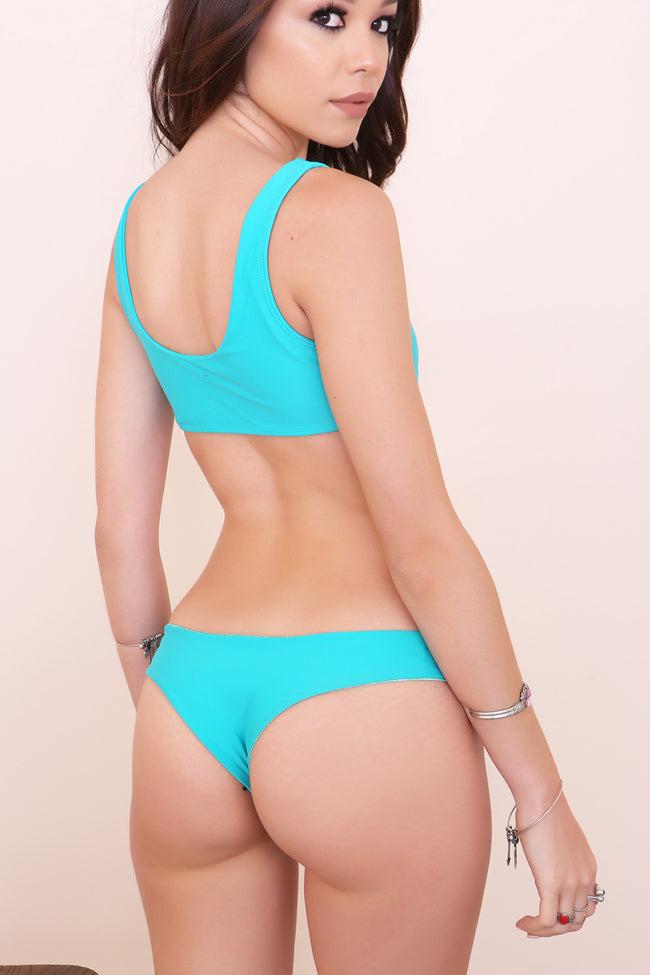 Freya Bikini Bottom by Salt Swimwear - FINAL SALE