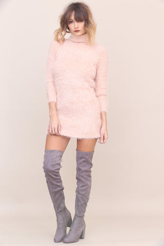 Soft Serve Fluffy Dress by Minkpink- FINAL SALE