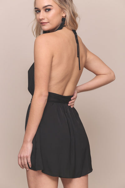 Truth Or Daring Romper - FINAL SALE