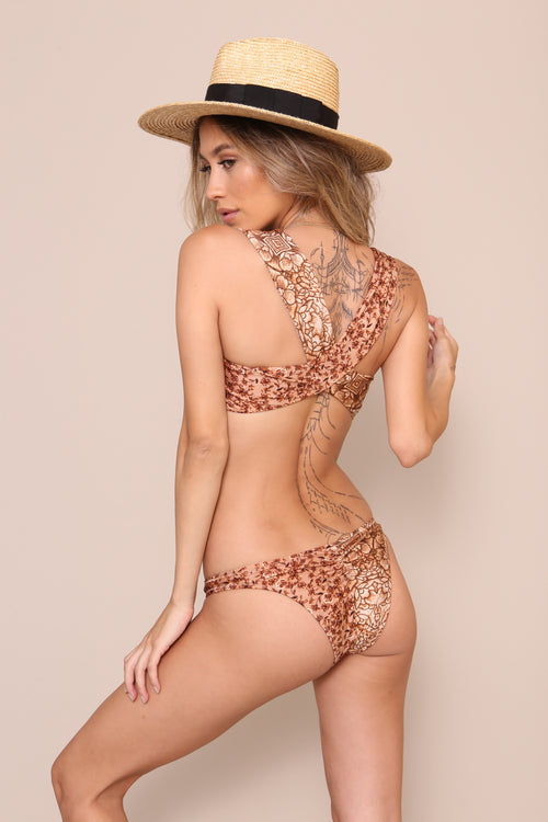 Golden Sands Cheeky Bottom by Somedays Lovin - FINAL SALE