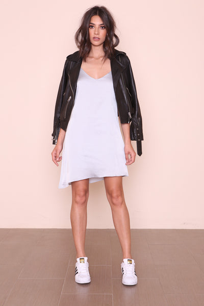 Silver Lining Slip Dress - FINAL SALE