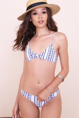 Cathedral Bikini Top by Aila Blue - FINAL SALE