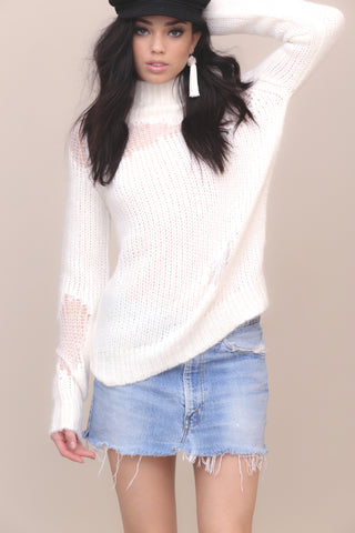 Ladies Jumper by Glamorous - FINAL SALE