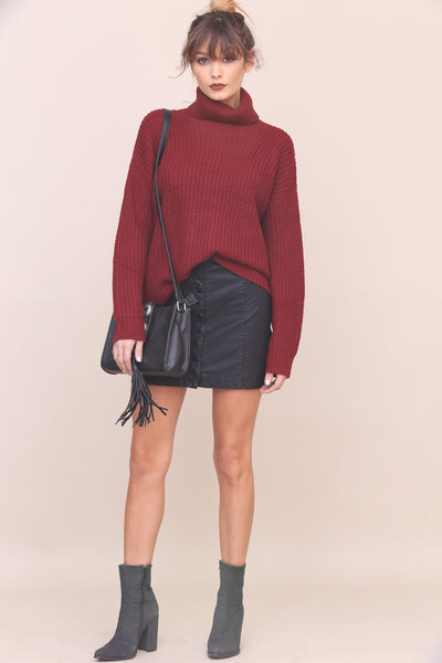 Rearview Sweater