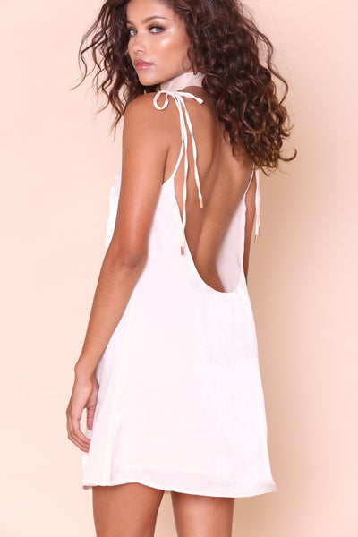 Lights Out Slip Dress - FINAL SALE