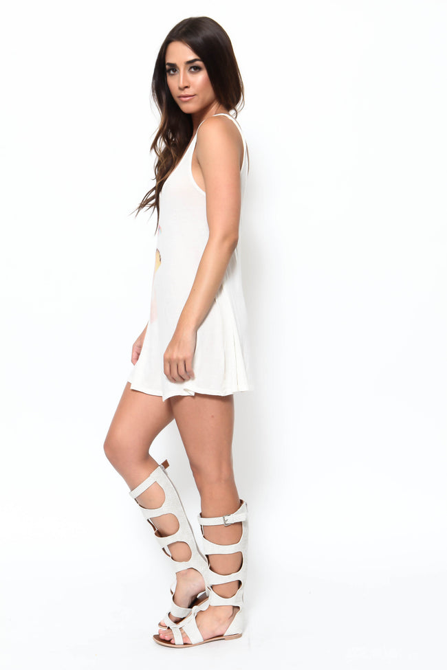 Pina Colada Dress by WILDFOX - FINAL SALE
