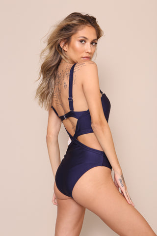 Lucky Star Strapless 1-Piece by Minkpink