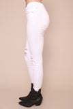 White Water Skinny Jean
