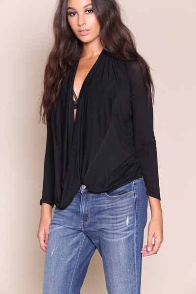 Tangled Up In You Top- FINAL SALE