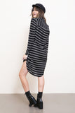 Talk The Talk Shirt Dress by Minkpink - FINAL SALE