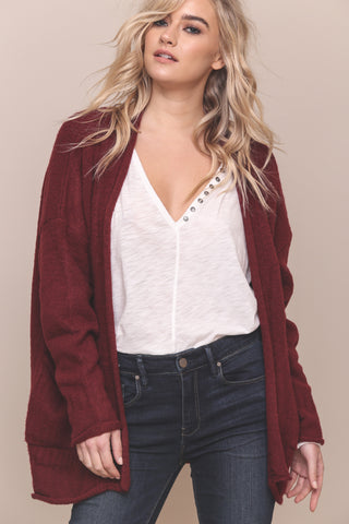 Coffee Break Cardigan
