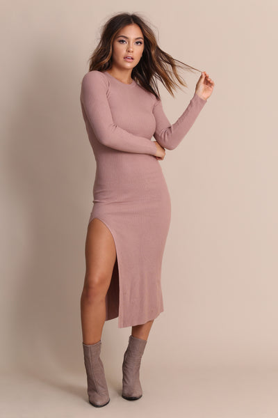 Barely There Midi Dress - FINAL SALE
