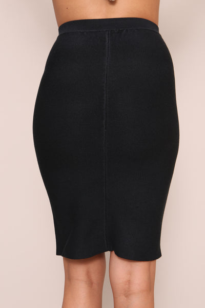 Cut To The Chase Skirt- FINAL SALE