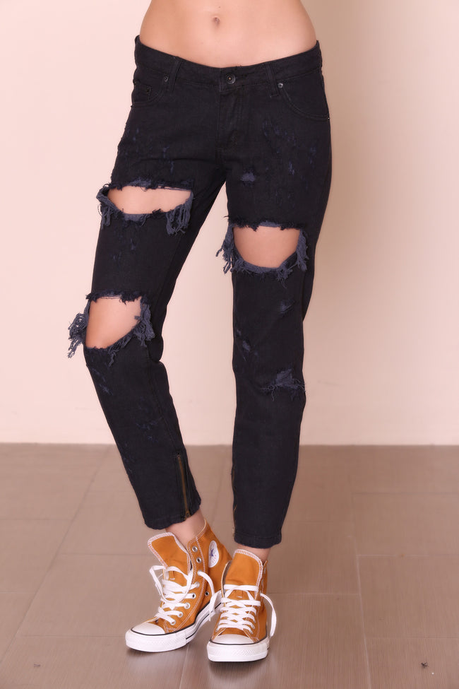 Slash Out Jeans - FINAL SALE