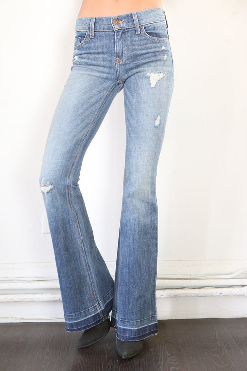 Wild Heart Bell Bottoms - FINAL SALE