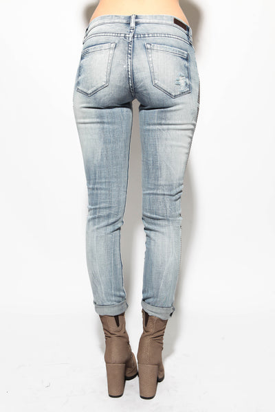 Minor Threat Jean by Blank NYC - FINAL SALE