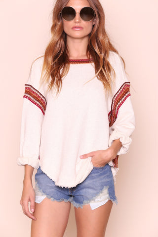 Trudy Pullover by Free People - FINAL SALE