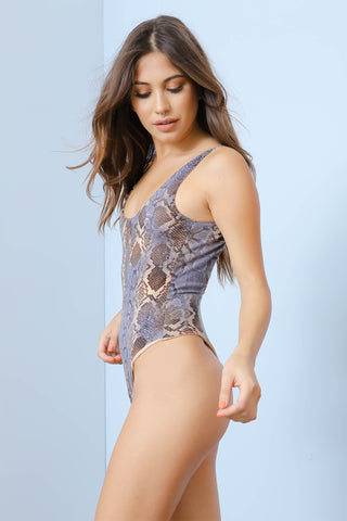 Mojave Bodysuit - FINAL SALE
