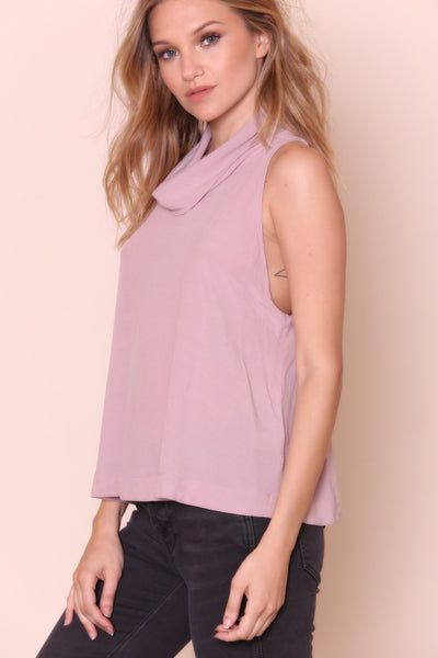 City Lights Cowl Top by Free People - FINAL SALE