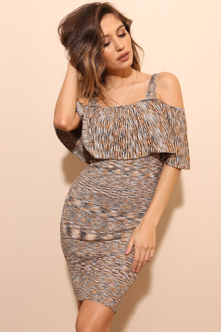 White Noise Dress by Minkpink