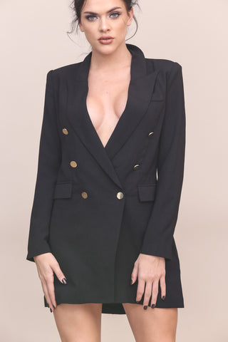 Crawford Oversized Blazer by Minkpink - FINAL SALE