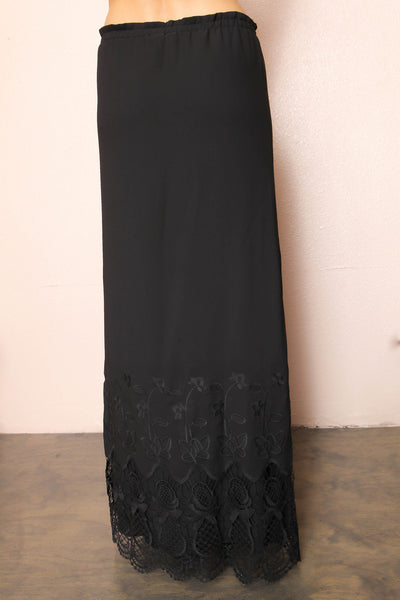 Landslide Maxi Skirt - FINAL SALE