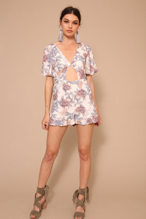 Mysterious Playsuit by Minkpink - FINAL SALE