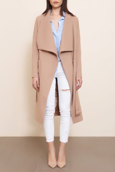 New York Minute Coat by Lioness - FINAL SALE