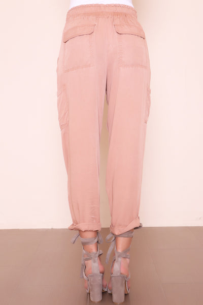 Soft Cargo Pant by Free People - FINAL SALE