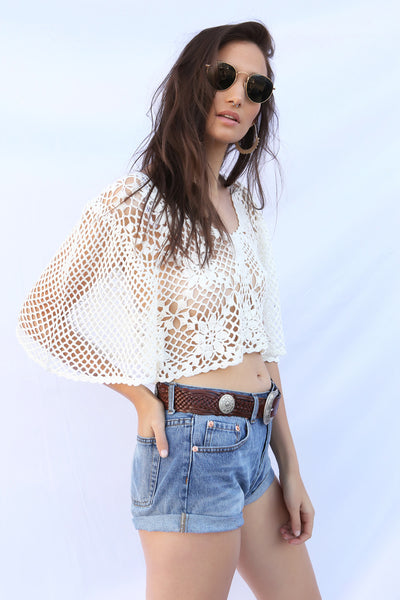 See Change Crop Top by Minkpink - FINAL SALE