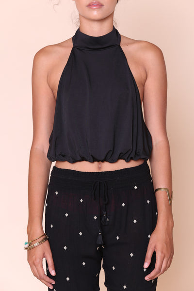 Back Down Crop Top - FINAL SALE