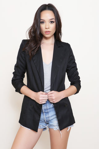 All Hates Us Blazer by Lioness - FINAL SALE