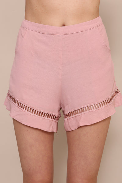 Desert Rose Shorts by WYLDR - FINAL SALE