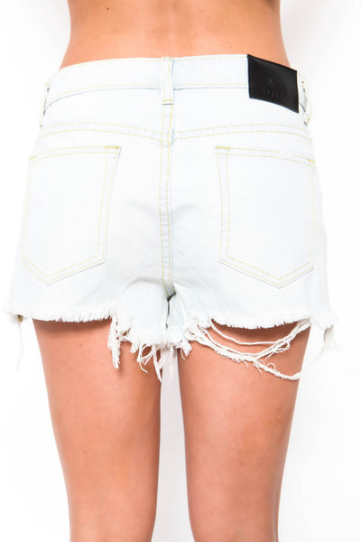 Hangover Boyfriend Shorts by UNIF - FINAL SALE