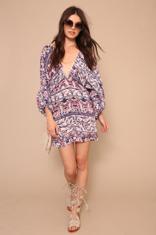 Mozambique Mini Dress by Minkpink