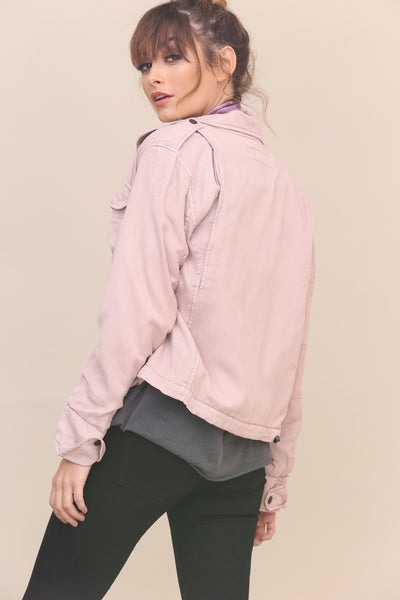 At Ease Utility Jacket - FINAL SALE