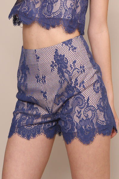 Imagine Lace Shorts by WYLDR - FINAL SALE
