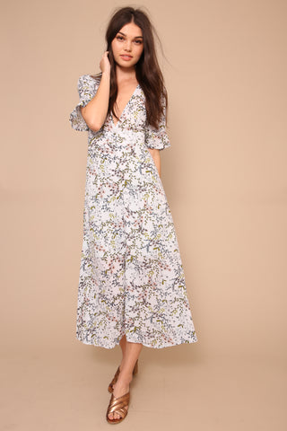 Woodland Days Midi Dress by Somedays Lovin