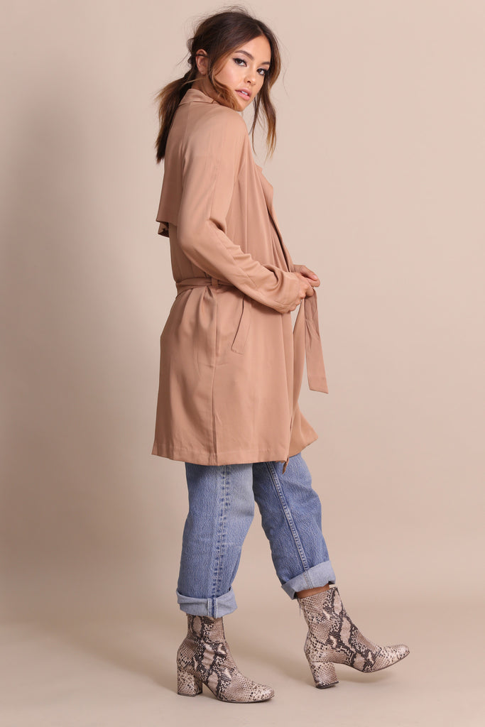 Emerson Trench Coat