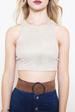 Salt River Crop Top - FINAL SALE