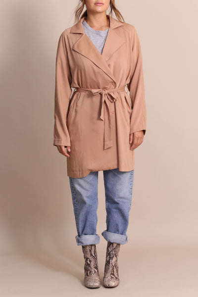 Emerson Trench Coat - FINAL SALE
