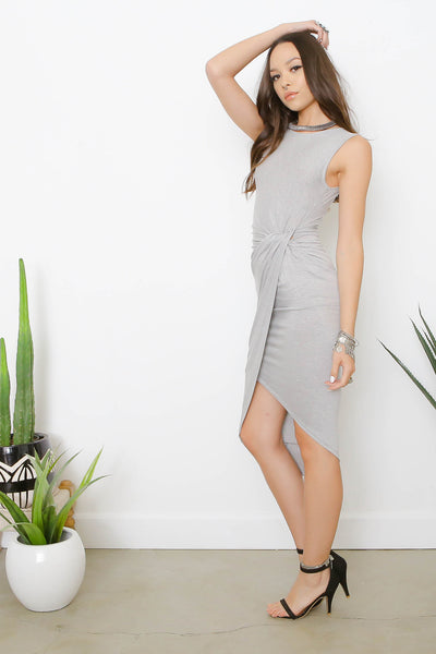 Knot For You Dress - FINAL SALE