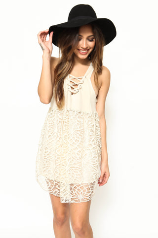 Lace Lulu Dress by One Teaspoon - FINAL SALE