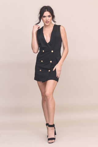 Crawford Blazer Dress by Minkpink - FINAL SALE