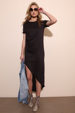 Over It T-Shirt Dress - FINAL SALE