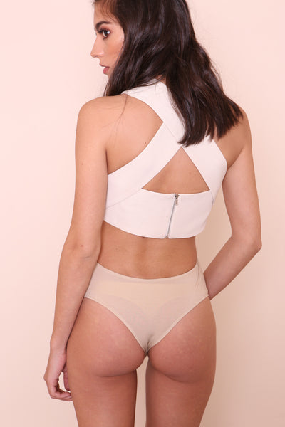 Knockout Bodysuit- FINAL SALE