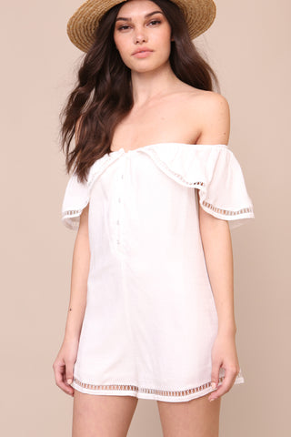 Dreaming Of You Romper