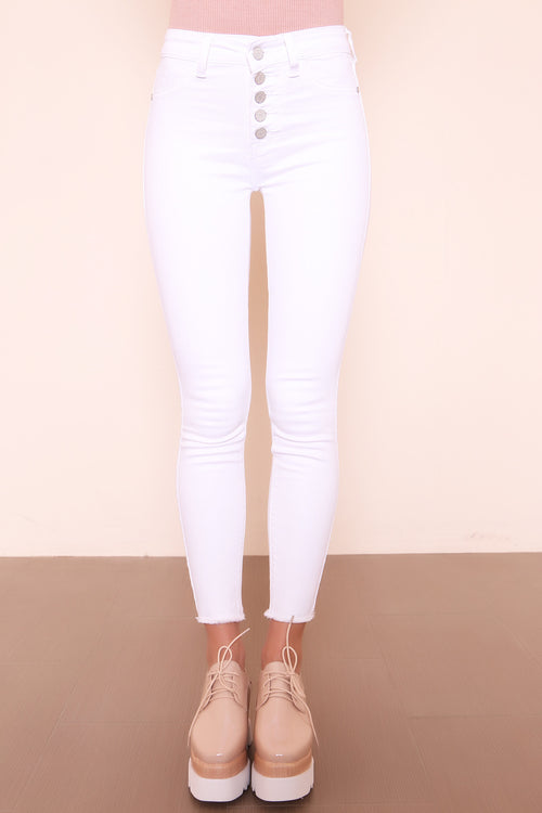 Iced Out Skinny Jean - FINAL SALE