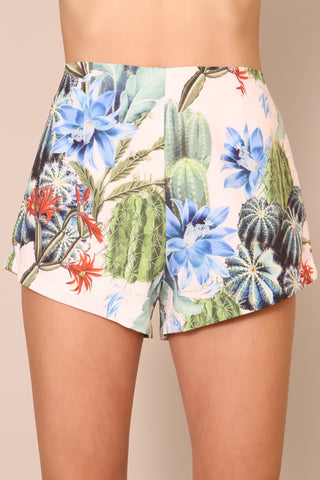 Such A Prick Printed Shorts by Minkpink