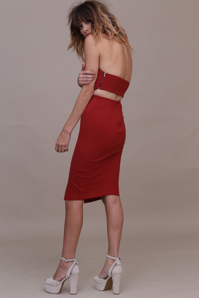 Thrill Me Bodycon Dress - FINAL SALE